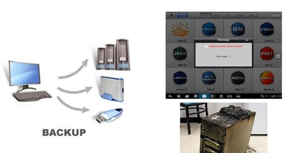 How to Backup and Restore Autel MaxiSys Diagnostic Software
