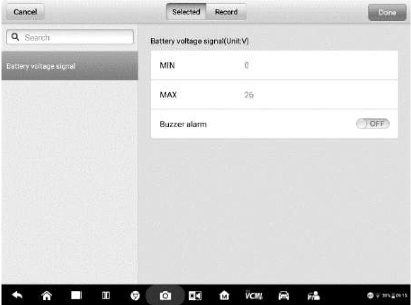 How-to-use-Autel-maxisys-ultra-to-Live-Data-5